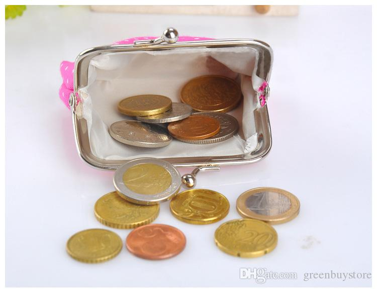 Wholesale 2015 New Fashion Little Rose Flower Print Mini Coin Purses Cotton Fabric Cosmetic Bag Headphone Bag Wire Pocket For Wedding WI44