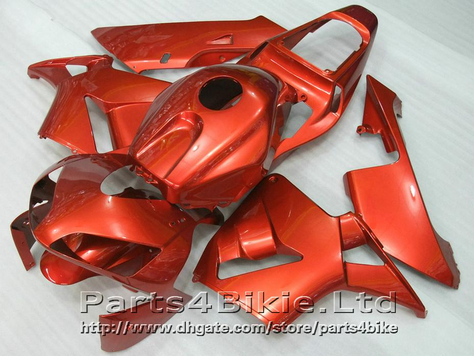 Hot sale Orange fullset body parts for Honda fairings CBR600RR 2003 2006 Parts4bike fairing kit CBR 600RR 03 04 CBR 600 RR CIEC