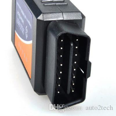 Promotion WIFI ELM327 Wireless OBD2 Auto Scanner Adapter Scan Tool For iPhone iPad iPod OBDII Diagnostic