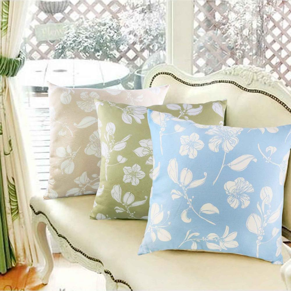 Extra Large Cushion Covers Throw Pillow Case 50x50cm Isinotex