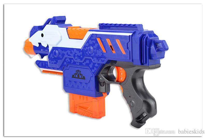 Weihnachtsgeschenk Spielzeugpistole Elektrische Weiche Kugel Spielzeugpistole Kinder Elektrische Simulator Gun Für Kinder Geschenk