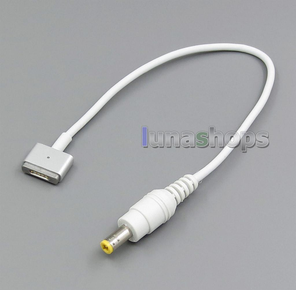 5.5*2.5mm Power Bank Pack Male To Dc Magsafe2 Cable For Apple ...