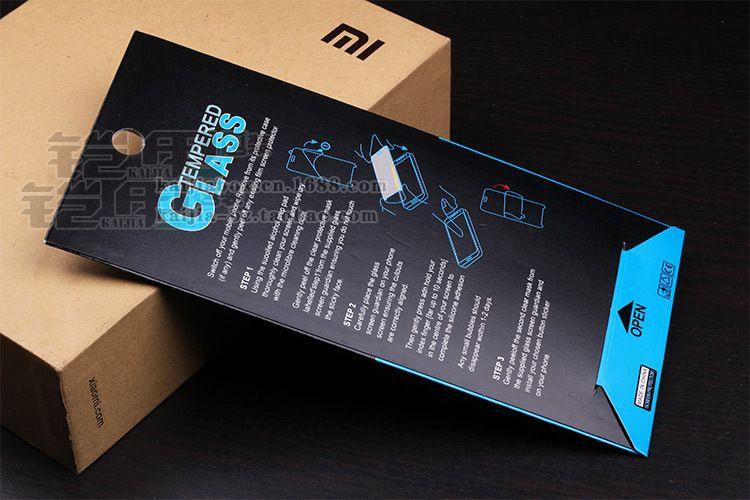 189 * 88mm Móvel Protetor de Tela De Vidro Temperado Embalagem de Varejo Novo com Pendurar Buraco Pacote de Papel Estilo Livro Caixa de Pacote de sacos