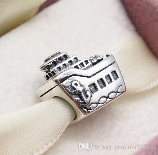 e98126d97 2019 CRUISE SHIP CHARM DIY Beads Solid 925 Silver Not Plated Fits Pandora  Bracelet&Charms From Pandora925ale, $9.33 | DHgate.Com