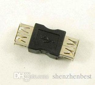 نوعية جيدة USB الأنثى إلى أنثى الجنس مبدل USB 2.0 محول /