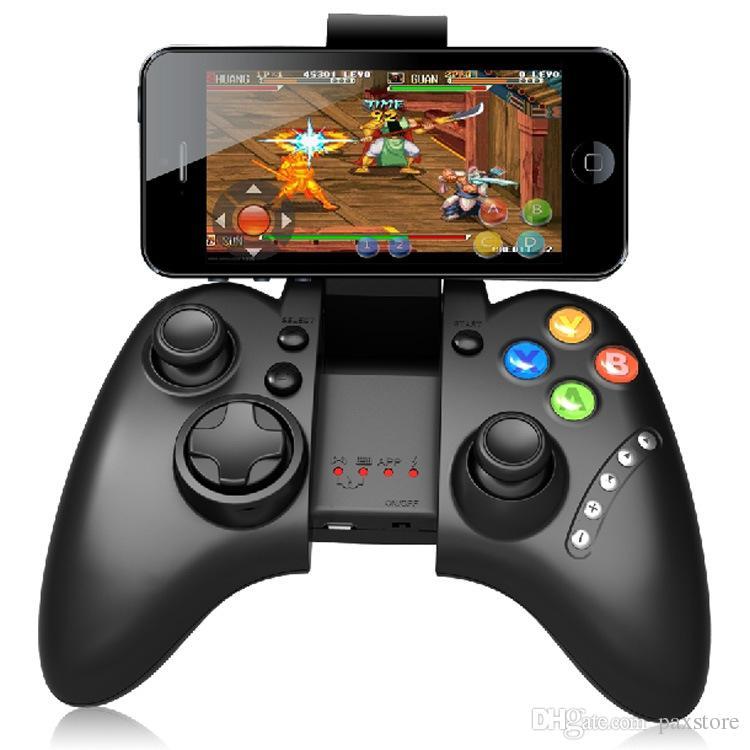 Ipega PG9021 Sem Fio Bluetooth Game Controller Gamepad Joystick para Smartphones Tablet IOS Telefone Pad Android 3.2 iPod D3365A Atacado