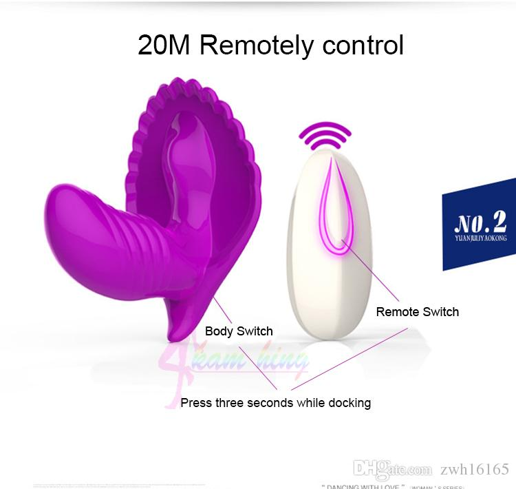 Беспроводная вибрация цвет оболочки женский вибрации носить брюки беспроводной пульт дистанционного управления устройства секс-игрушки USB зарядка Бесплатная доставка
