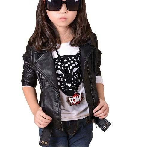 New Hot Fashion Child Clothes Kids Clothing Boys Girls Black ...