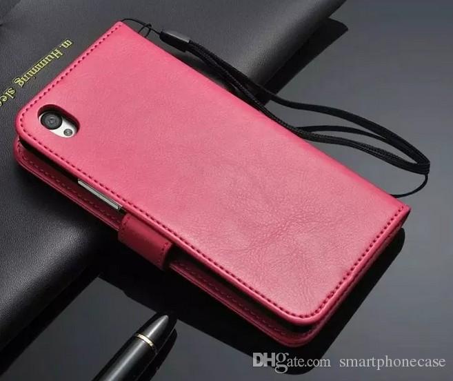 2016 прибытие для Oneplus X Case откидная крышка бумажника ультра-тонкий милый тонкий новый роскошный оригинальный красочный кожаный чехол для Oneplus X 1plus X
