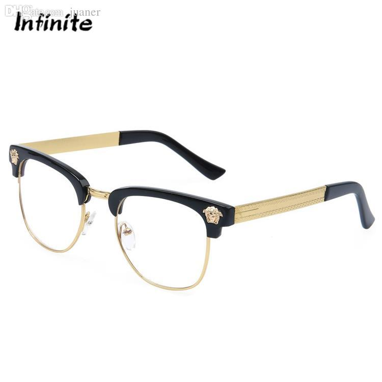 c4da0bc67d65 Wholesale-Alloy Fashion Glasses Nice Eye Luxury Frame Good Oculos De ...