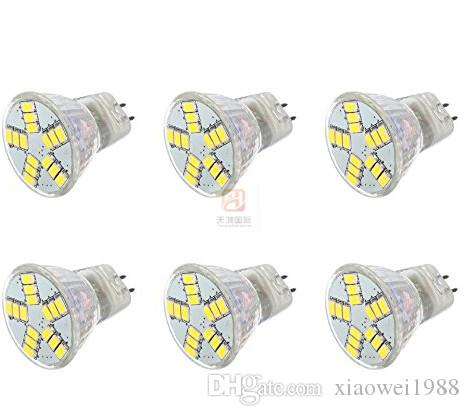 12V MR11 a mené la lumière de lampe de 15 LED de SMD 5630 de lumière chaude / froide 9W 600LM GU4 mené par lampe de tache de garantie de lampe 3 ans