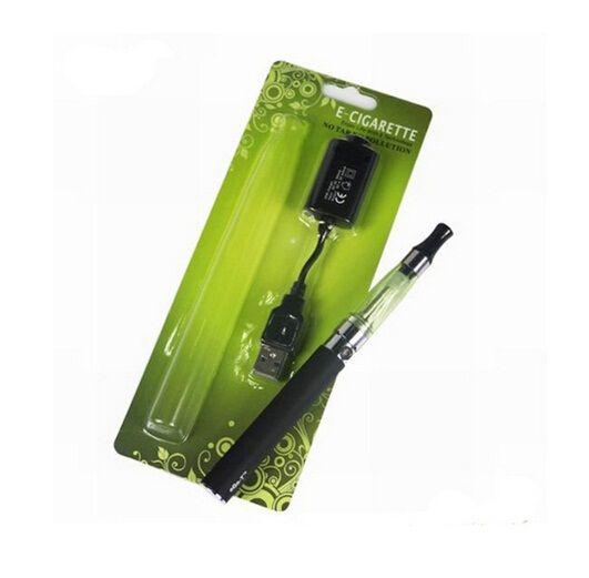 Ego blister kit e cigarette ego-t 510 thread battery CE5 atomizer no wicks vaporizer vape pen Ego t battery Retail Packaging
