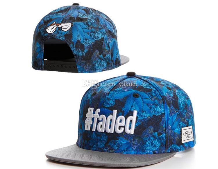 cfc30bdac10 2019 2015 Hot Christmas Sale Cayler And Sons Faded Adjustable Snapback  Cap