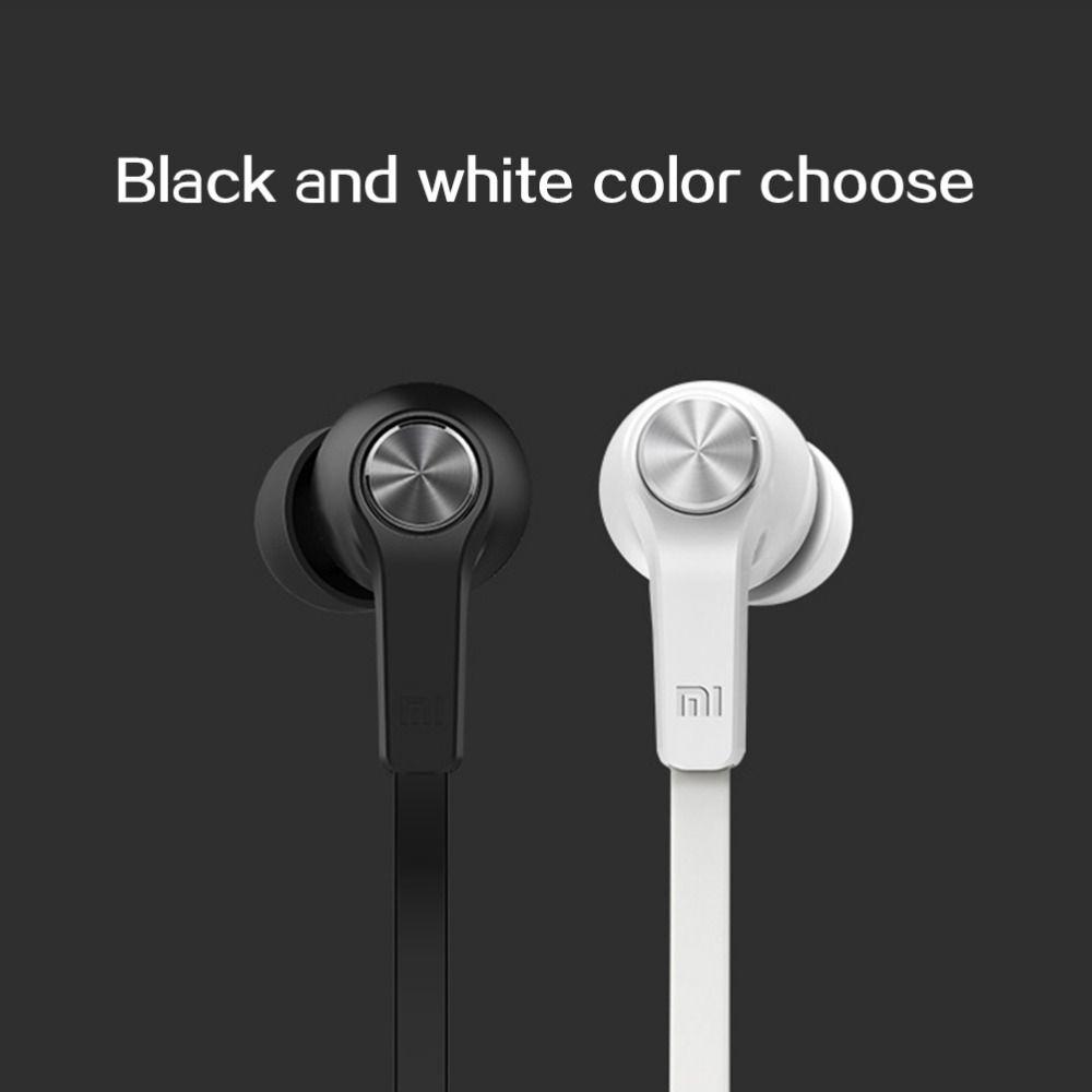 Promo Earphone For Xiaomi Piston Silver Terbaru 2018 Mi Huosai Oem Original 3 Headphone Youth Edition Bass Earphones With Mic Wired Headset