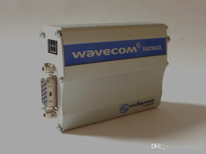 WAVECOM M1306B RS232 직렬 GSM 모뎀 Q2406B 대량 SMS 모뎀 포트 지원 재충전 및 데이터 전송 용 USSD STK