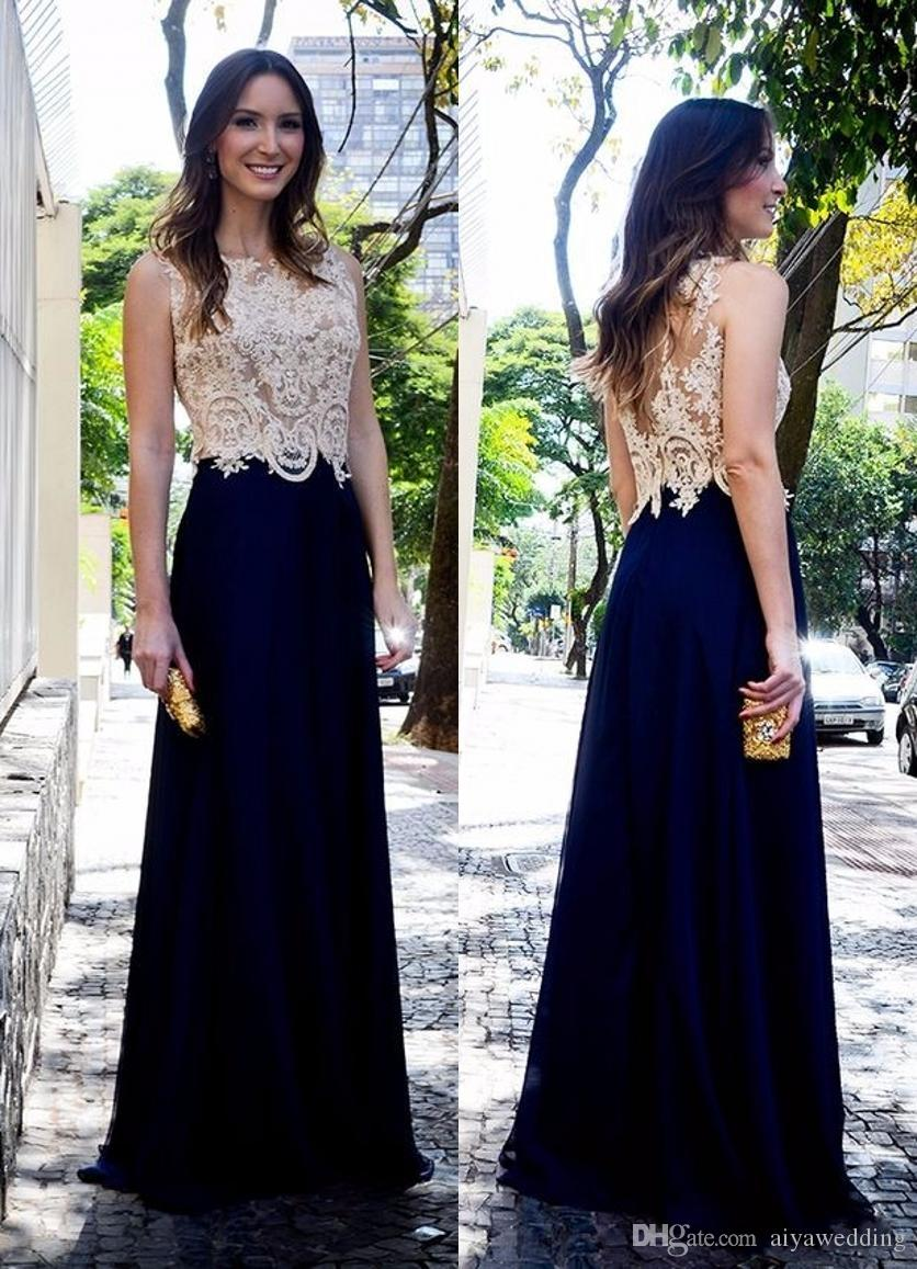ff77acde7fe Elegant Lace Appliques Mother Of The Bride With Beadings O Neck Satin  Sleeveless A Line Customize Dress For Weddings Groom Godmother Dresses  Cachet Mother ...