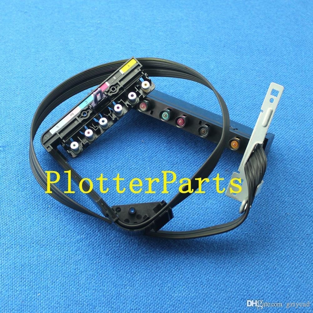 Encoder Strip And Rids Assembly