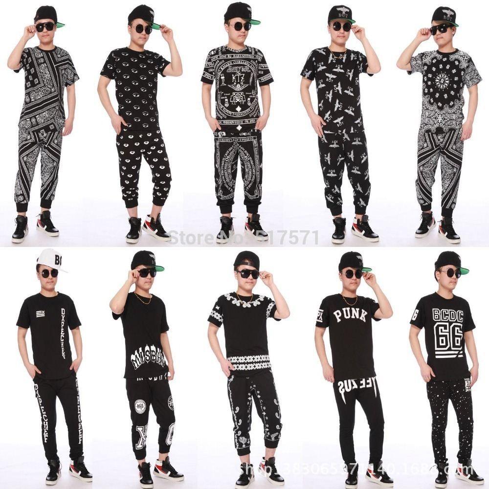 Women/Men Sport Suit Kpop Bigbang G Dragon Bandana Ktz Boy ...