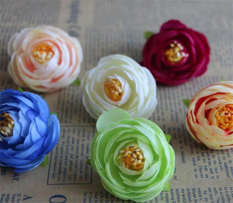 Hot silk camellia flower head dia 4cm artificial flowers tea rose hot silk camellia flower head dia 4cm artificial flowers tea rose rosebud for diy bridal bouquet headdress accessories available flower head camellia tea mightylinksfo