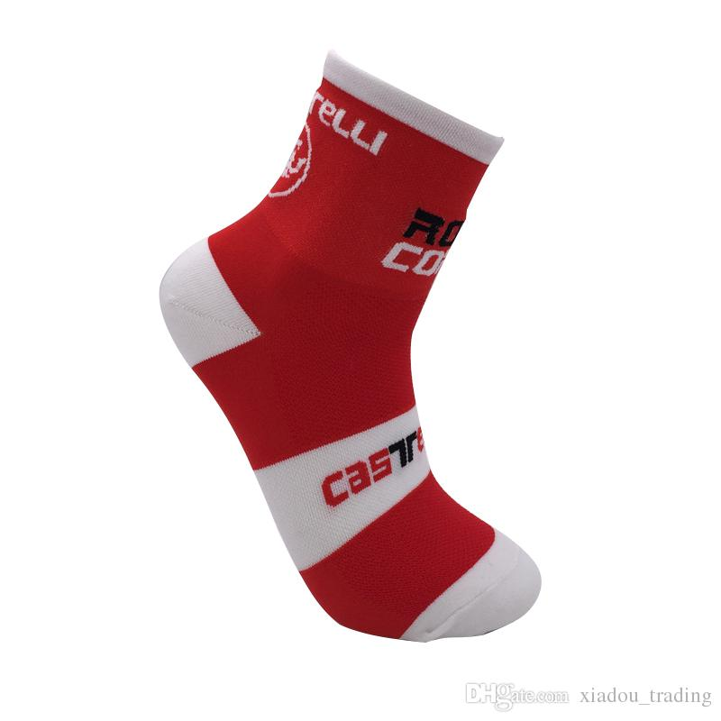 2017 Men And Women Bicycle Breathable Running Cycling Riding Socks Running Sports Socks Breathable Male Socks Fitness GYM Sports Sock