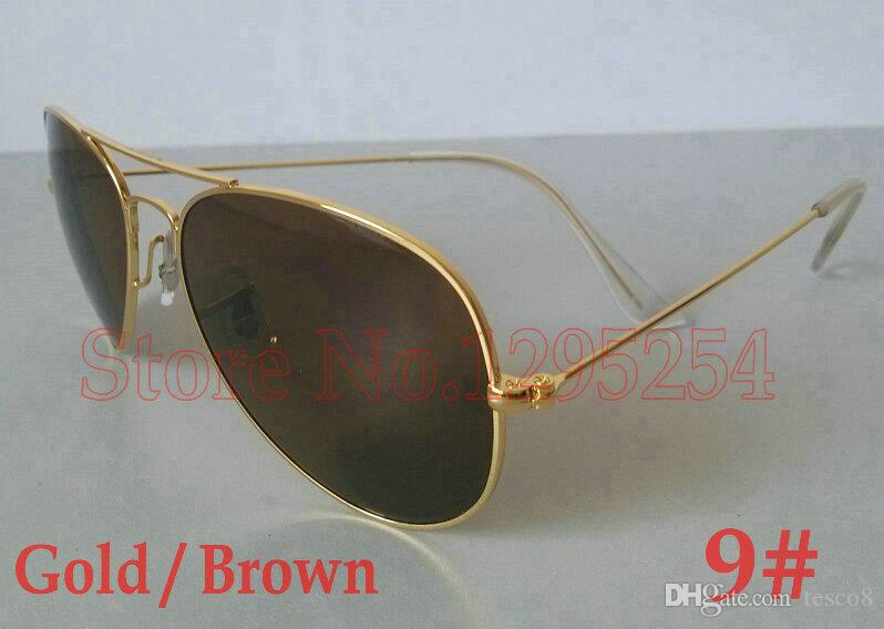 acd50d414d Designer Classic Pilot Sunglasses Men Women Sun Glasses Eyewear ...