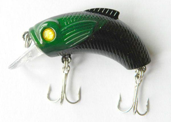 Новый гольян кривошипно рыбалка приманки 5.5 см 9 г 8#крючки лучший лазер pesca нахлыстом приманки 10 шт./лот