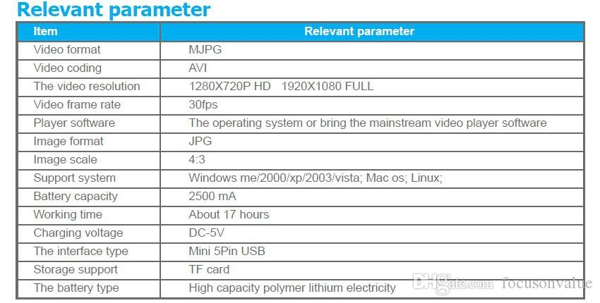 Tam HD 1080 P DIY Kamera pinhole kamera ile remoto kontrol CCTV Güvenlik kamera Mini DV T186 perakende kutusu siyah kutu