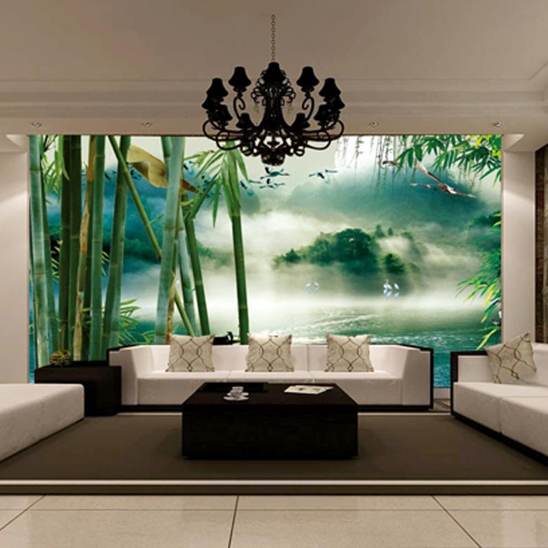 New Hot Can Be Customized Large Mural 3d Wallpaper Bedroom Living ...