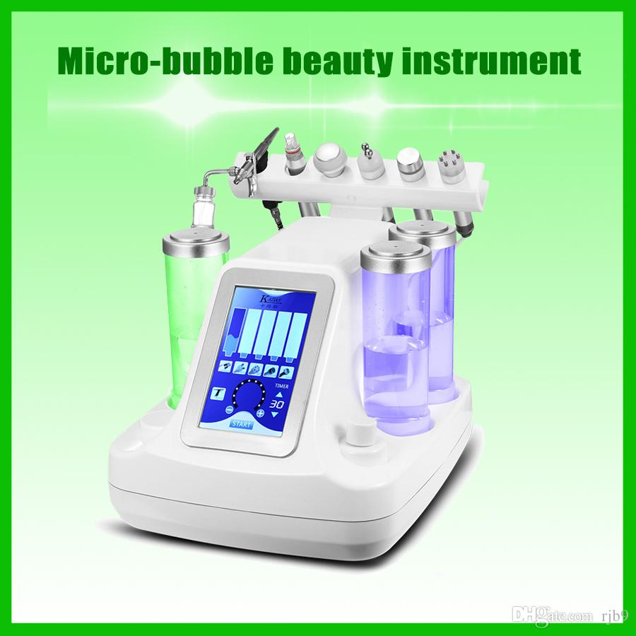 Super Micro Bubble Facial Cleansing Care Instrument Spray
