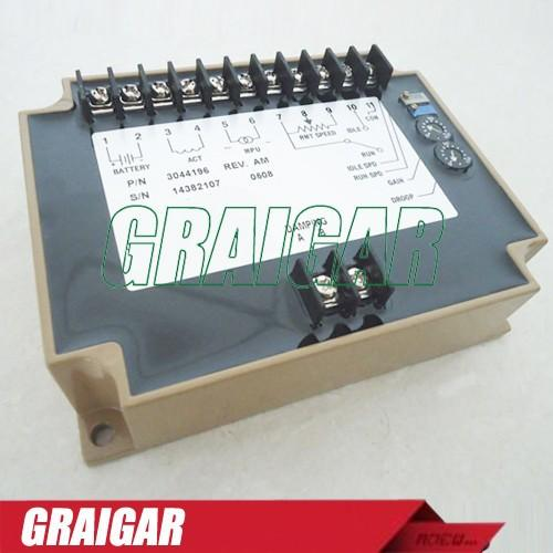 Free Shipping Generator Speed Controller 3044196 Governor Controller EFC3044196