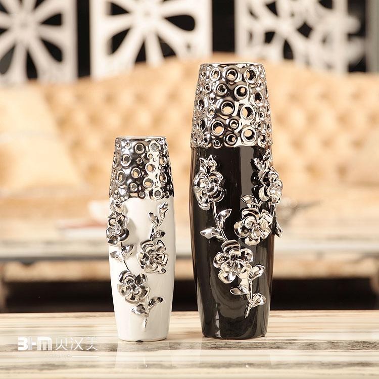 Grosshandel Wohnaccessoires Wohnzimmer Dekoration Blumen Keramik