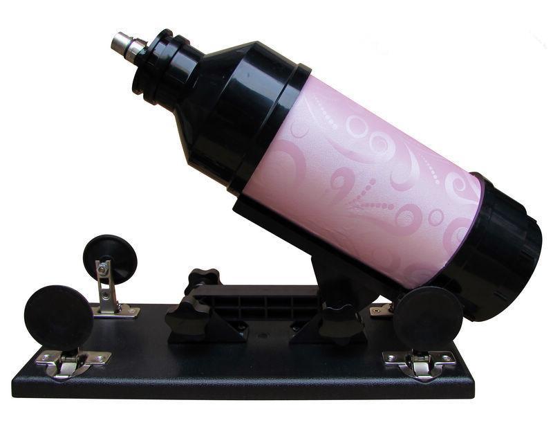 Самая мощная автоматическая машина секса с фаллоимитатором для женщин машины влюбленности 6cm Retractable мастурбация 0-415 времен / минимальных игрушек секса