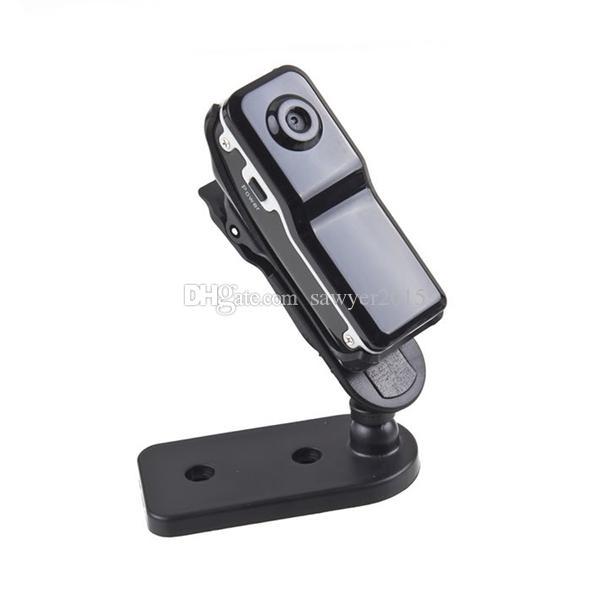 MINI DV DVR Sports Vidéo Caméra MD80 DVR 720x480 Caméra Caméra Caméscope Caméscope Numérique enregistrement avec boîte de vente au détail