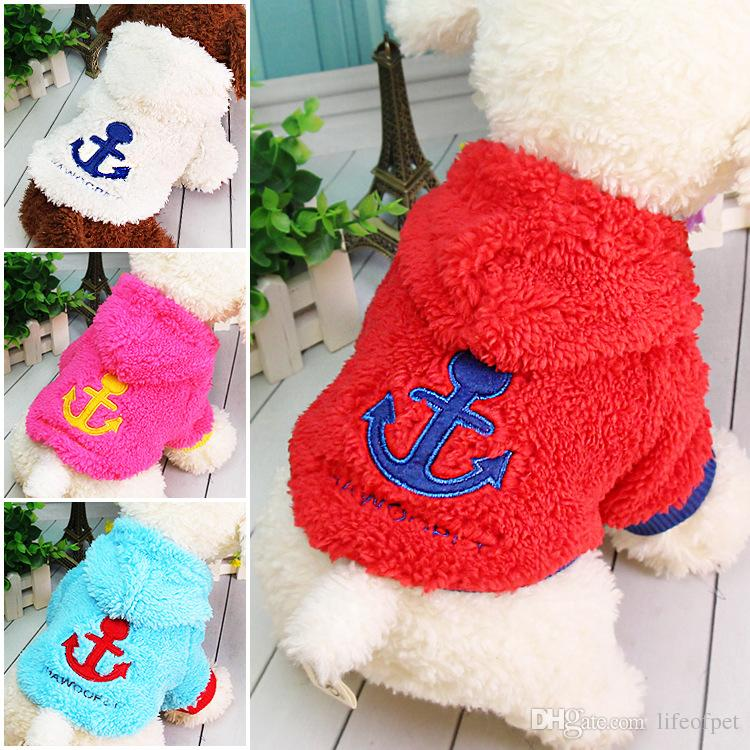Winter Pet Dog Clothes for Small Dogs Warm Dog Coat Funny Pet Costumes Winter Dog Clothing Yorkies Chihuahua Clothes