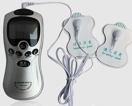 Household multi-functional digital meridian fields cervical mini massager massager