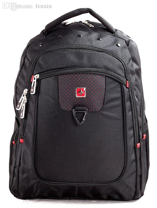 25cc1480e9 Wholesale-Swisswin Brand New Business Travel Laptop Backpack Women ...