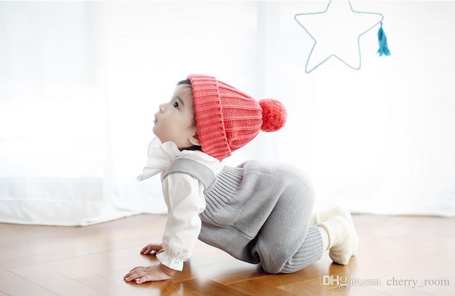 ropa para bebés mono recién nacido niña ropa nueva moda coreana tejido Infan Onesies Linda primavera recién nacido vestido de mameluco C2411