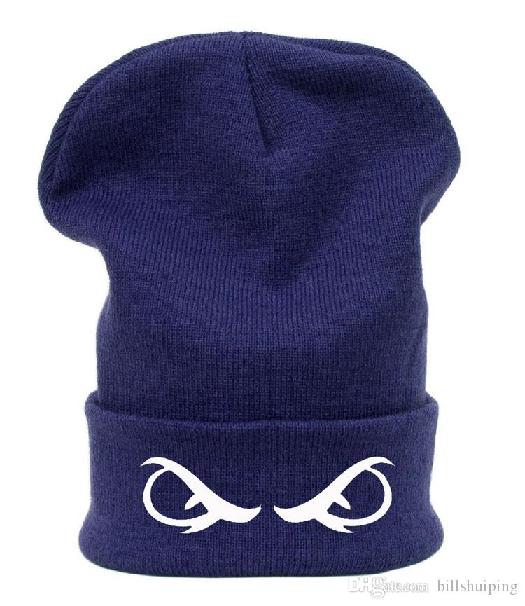 mixed Winter Eyes Beanies Hats Unisex Knitted Caps Neff Beanie Bboy Beanies Hiphop Fashion Hats Basketball fans caps
