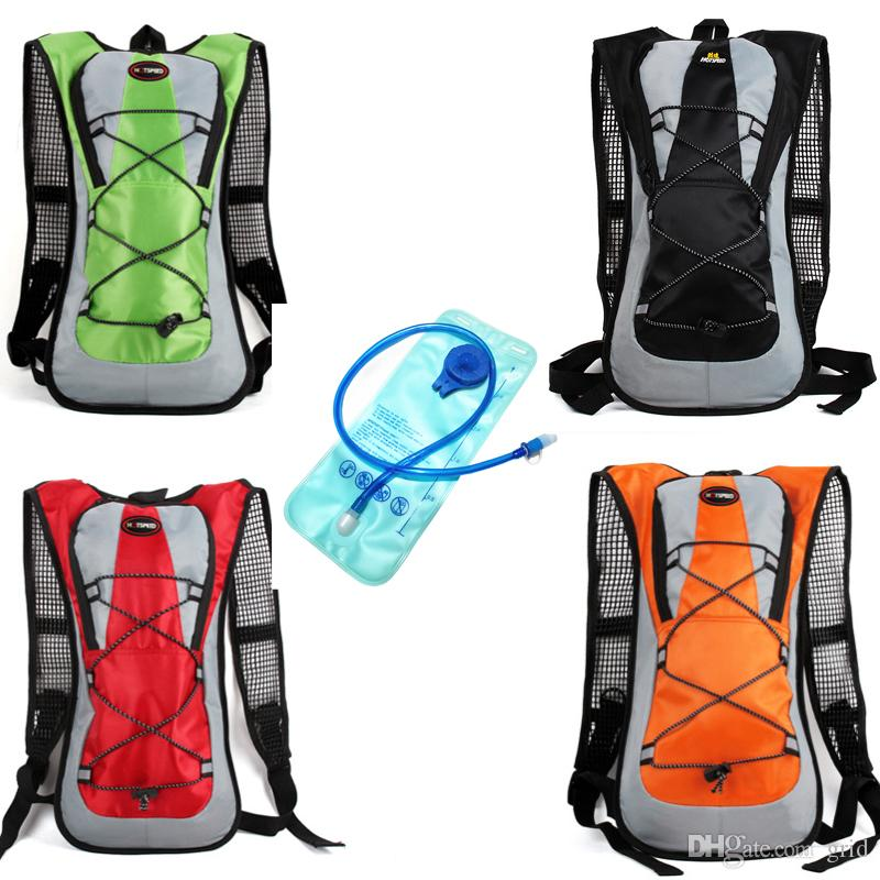 0c22f05b1b Hydration Pack Water Rucksack Backpack Bladder Bag Cycling Bicycle Bike/Hiking  Climbing Pouch + 2L Hydration Bladder Set