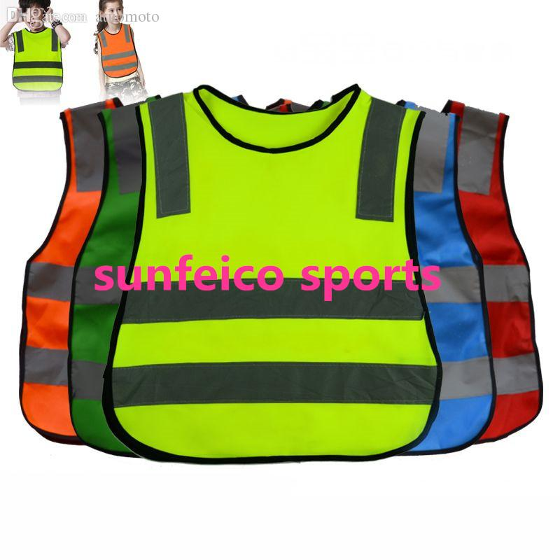 646d33bbb Wholesale ~2015 Band New~Children S Cycling Vest~Kids Reflective ...
