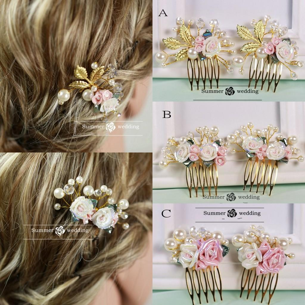 Hair accessories wedding cheap - See Larger Image