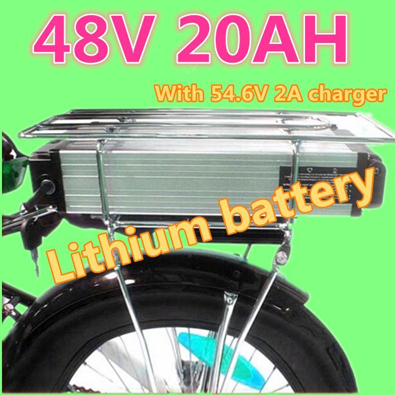 acheter batterie au lithium de 48v 20ah lithium ion v lo 48v scooter lectrique batterie pour. Black Bedroom Furniture Sets. Home Design Ideas
