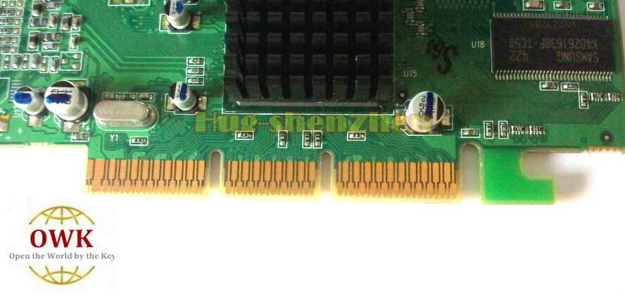 Carte vidéo ATI Radeon7000 64M DVI * TV Livraison gratuite