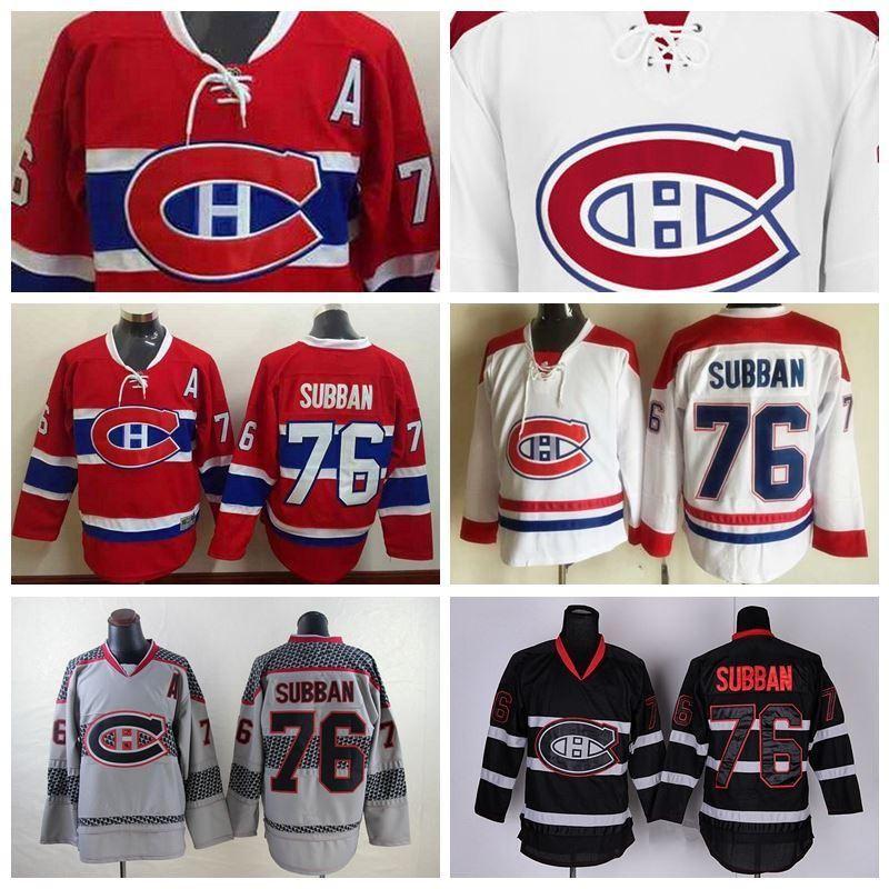 montreal canadiens jersey 76 p.k subban black 2016 all star stitched ... d2f9b11d6