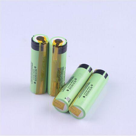 예비 용접 탭 니켈 스트립 탭 배터리 탭 18650 3.7V 배터리와 새로운 NCR18650B 3400mah 18650 배터리 재충전