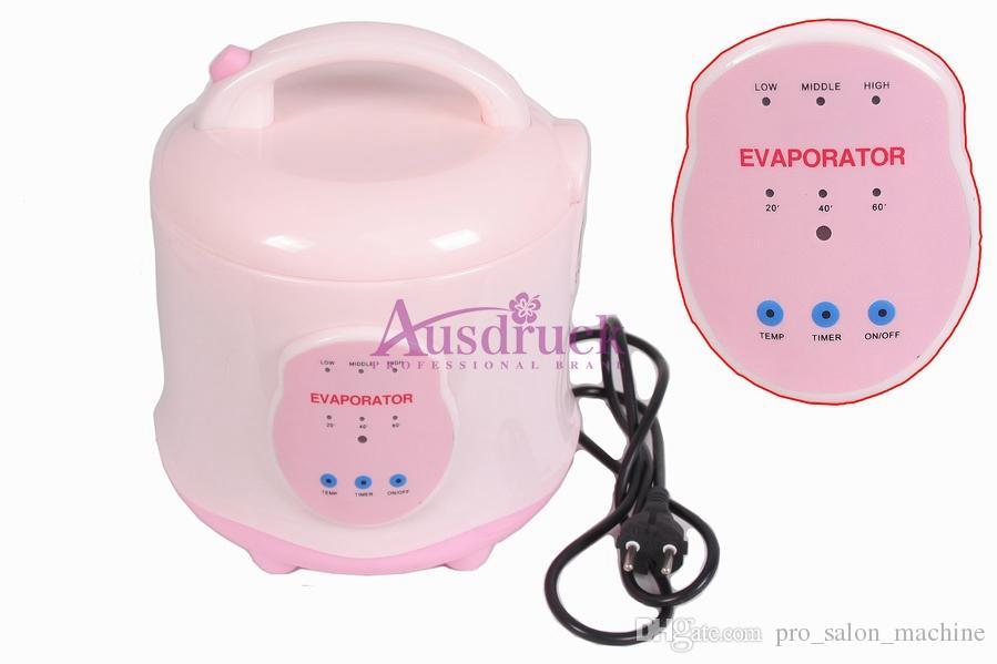 Red Blue Pink Silver Steam Sauna home use Slimming machine Detox Sauna Box Body Skin Health Care Weight Loss device CE