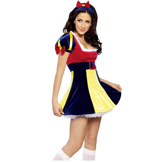 Congratulate, what sexy snow white halloween
