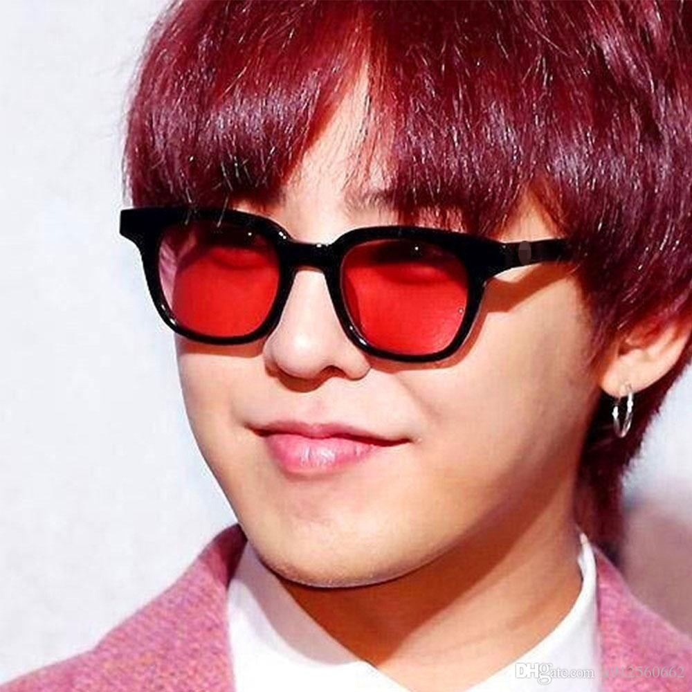 79319ba47a2 Small Size Square Sunglasses Men Black Frame Vintage Sun Glasses Male Color  Lens Retro Sunglass Women UV400 Shades Korea Style Fastrack Sunglasses  Smith ...