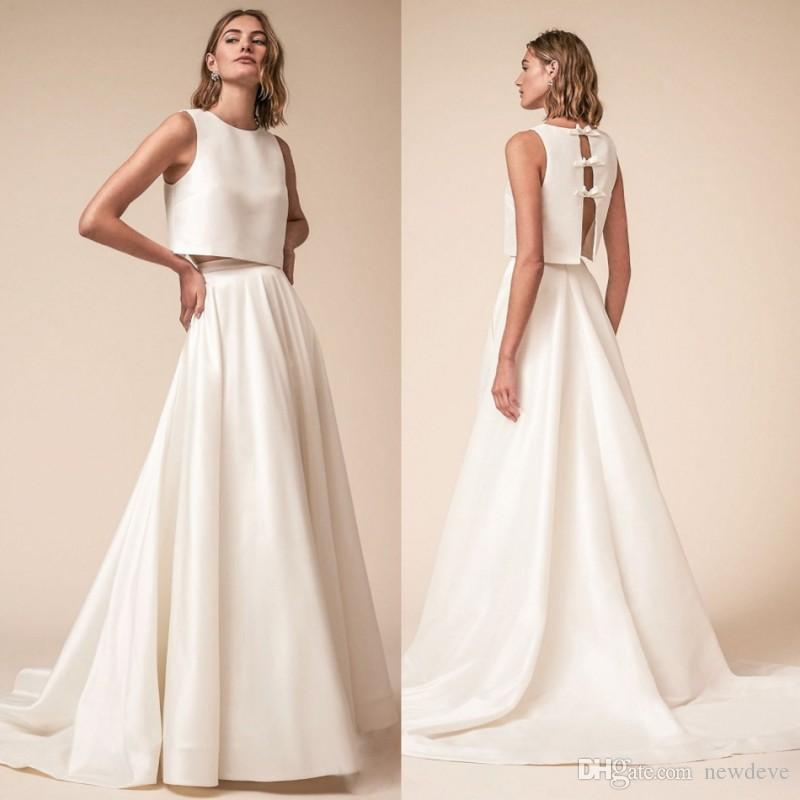 Make Your Own Wedding Dress: Discount BHLDN Spring 2018 Country Wedding Dresses Two