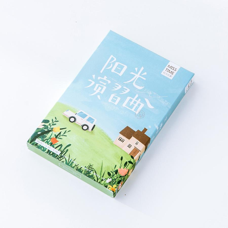 Best wholesale pack sunshine the song greeting card postcard letter best wholesale pack sunshine the song greeting card postcard letter envelope gift card set message card m0444 under 3432 dhgate m4hsunfo